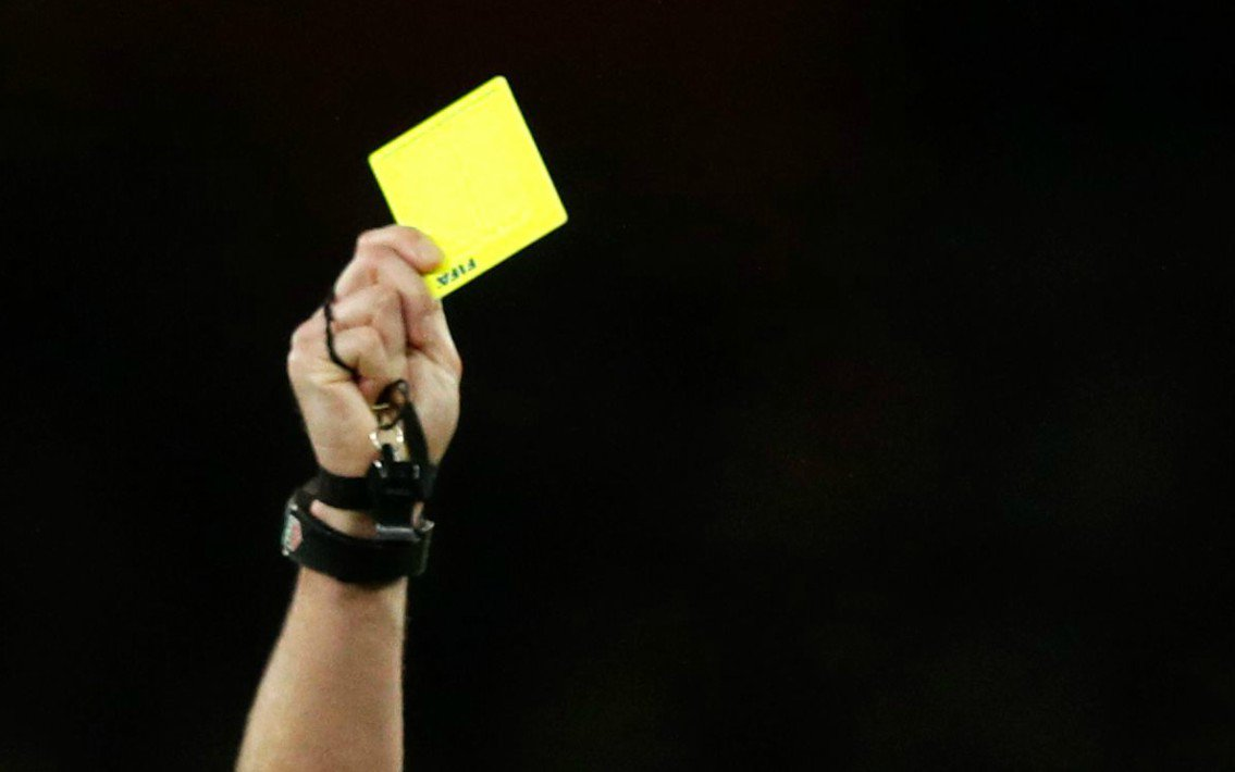 FA urged to tackle referee blackmail over grassroots bookings  By @alex_dibble  REPORT: https://t.co/Sq2E1i42jm