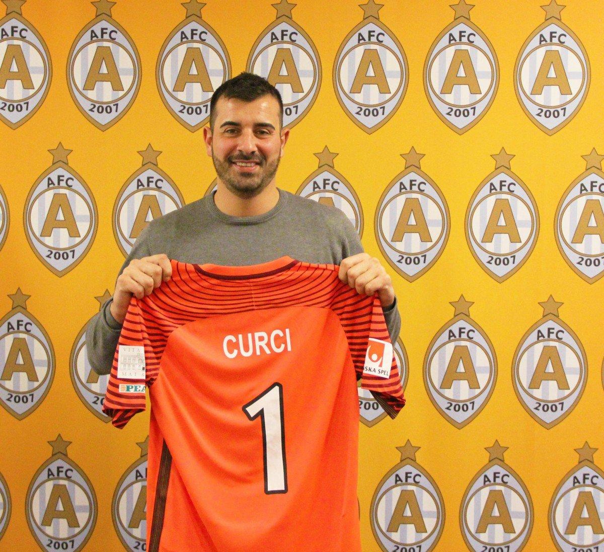 Ricordate l'ex portiere della Roma Gianluca Curci? Torna a parare nella serie ... - https://t.co/wK5derOgNF #blogsicilianotizie #todaysport