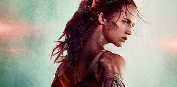 Nouvelle bande-annonce remplie d'action pour le reboot de Tomb Raider - https://t.co/LOJKysCDQA