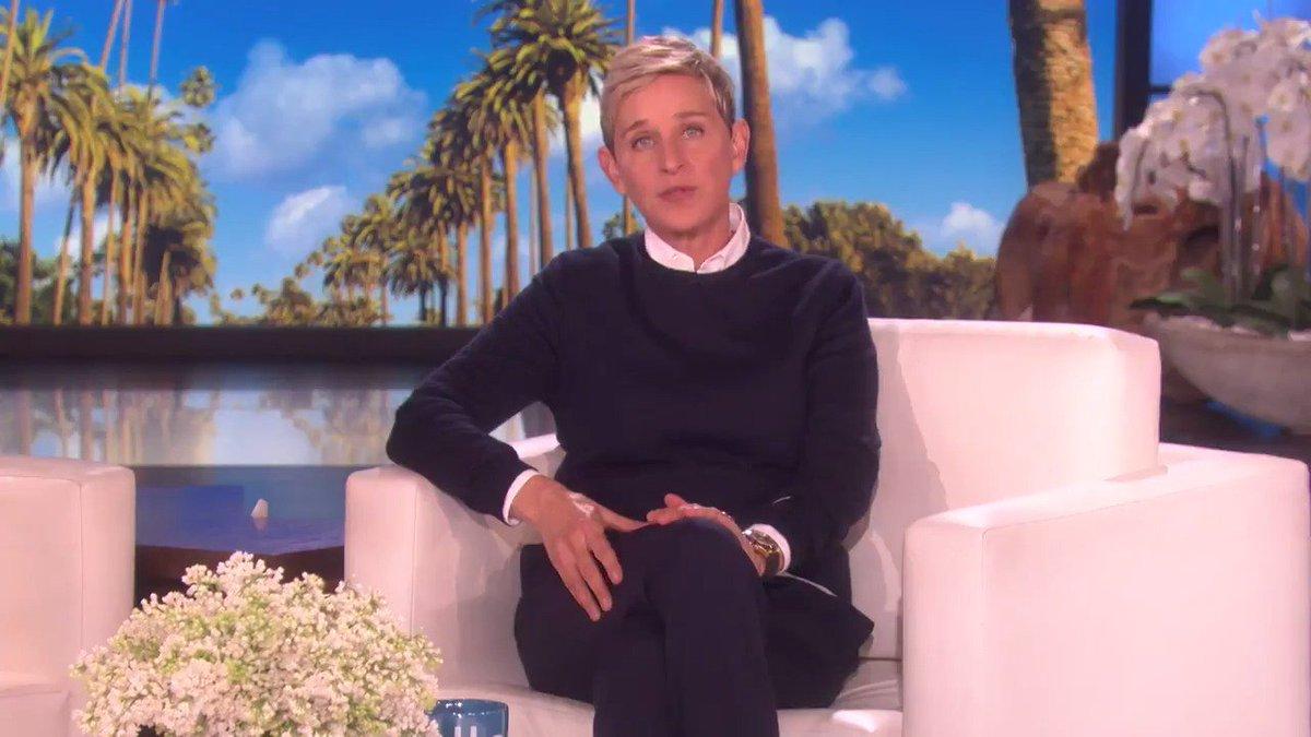 Ellen DeGeneres's photo on Celebrities