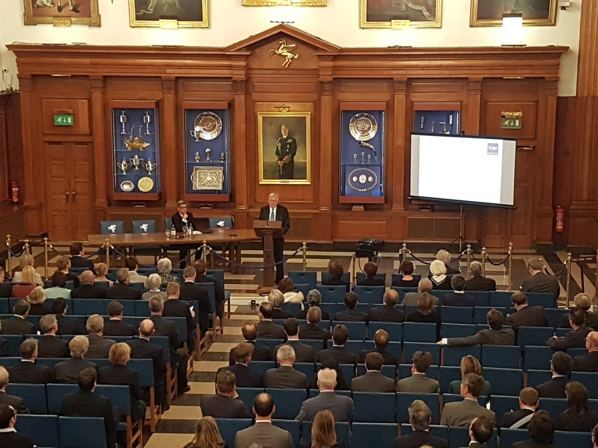test Twitter Media - The Lords Goff and Hobhouse Memorial Lecture gets off to a great start in the main hall, Inner Temple. https://t.co/MJ9rEoBFQv