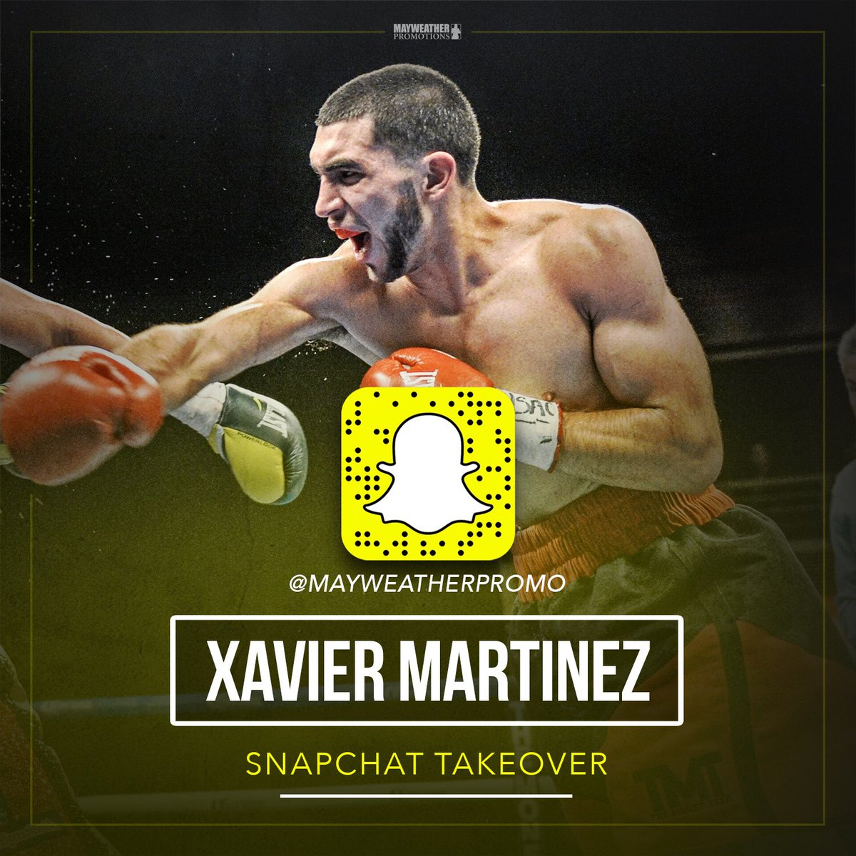 test Twitter Media - Be sure to tune into our snapchat today as undefeated featherweight prospect #XavierMartinez  takes you through his day as he prepares for his return to the ring on January 27th at Sam's Town Live 🥊 https://t.co/U2lFJPmaW9