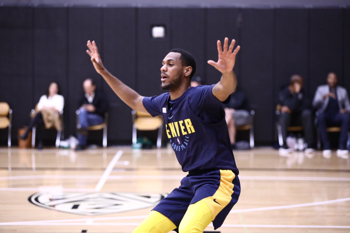Two-way player Monte Morris has been transferred from the Rio Grande Valley Vipers to our team.