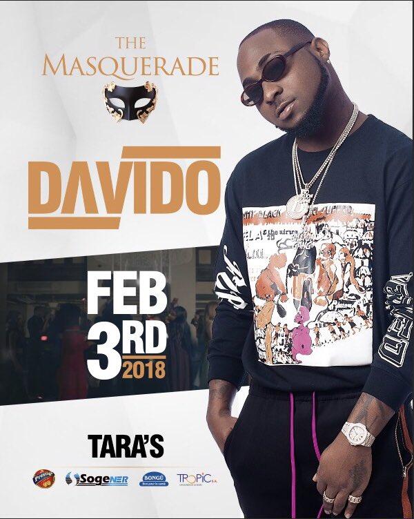 Haiti we coming thruuu!!! 🇭🇹 Feb 3rd !!...
