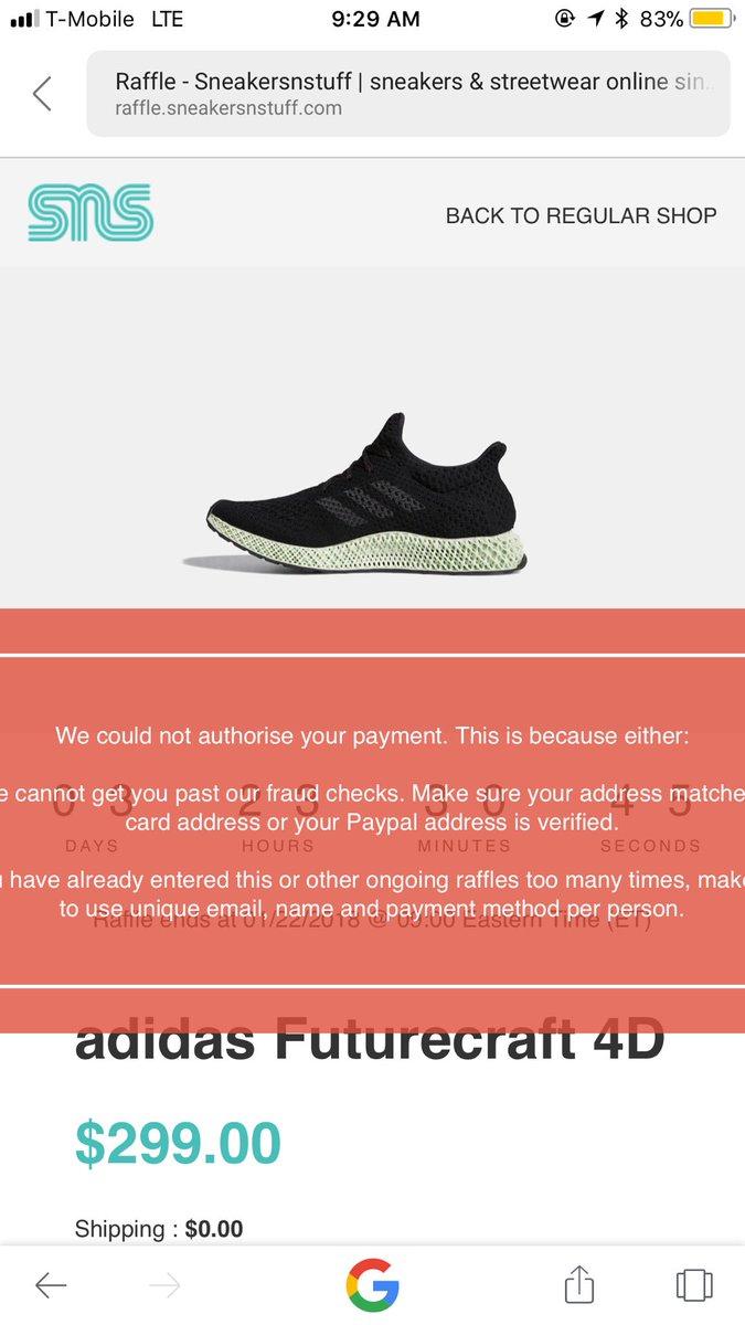 d0911ed739729 Sneakersnstuff on Twitter