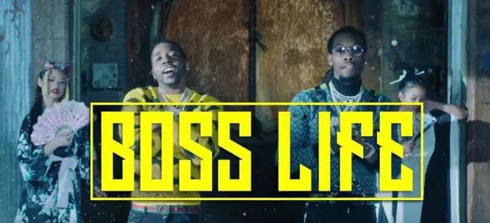 YFN Lucci and Offset flex in their new video 'Boss Life'. Watch here: https://t.co/m8KmUeBt0Q