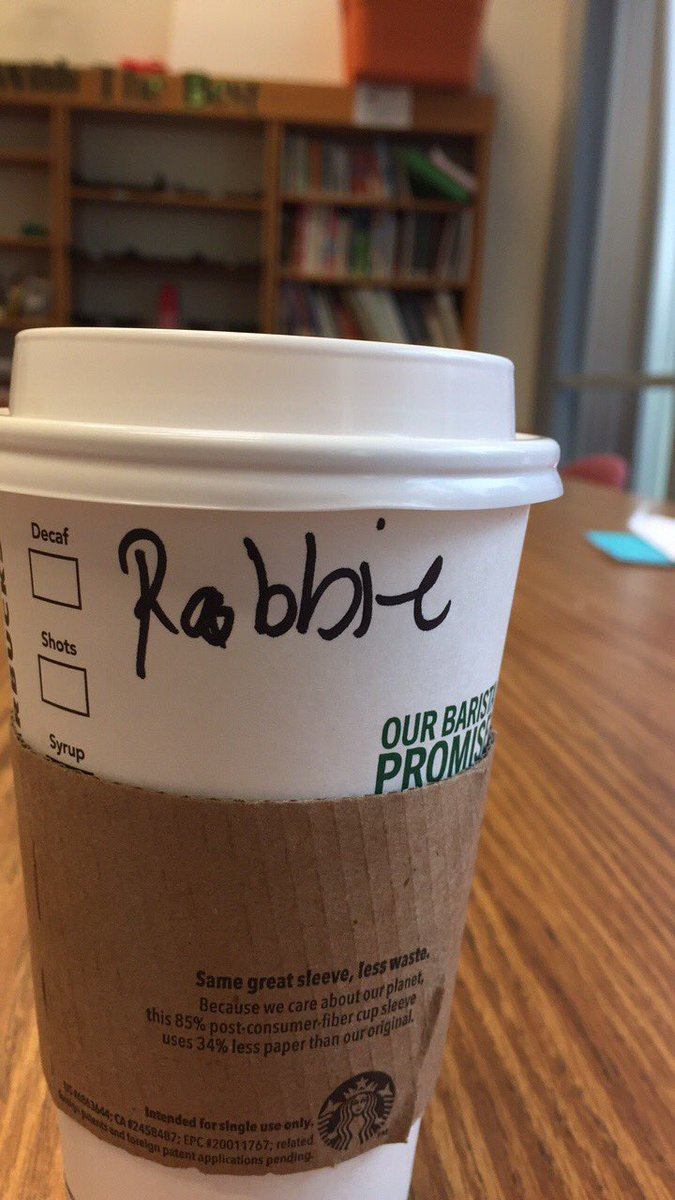 RT @raviooliii: 'And what's your name for the coffee?' 'It's Ravi spelled R-A-V-I' https://t.co/9zaf3Jymru