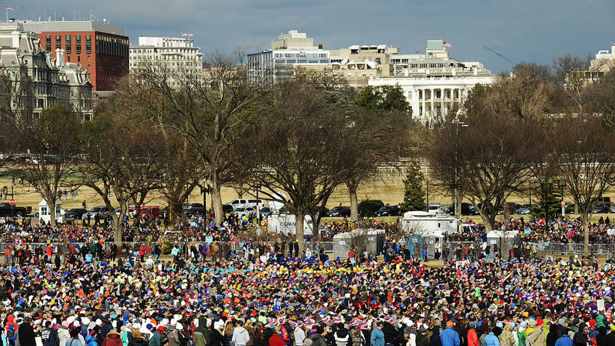 AWESOME TRUMP: Trump To Become First Sitting President To Address March For Life https://t.co/I55FkSKKzq