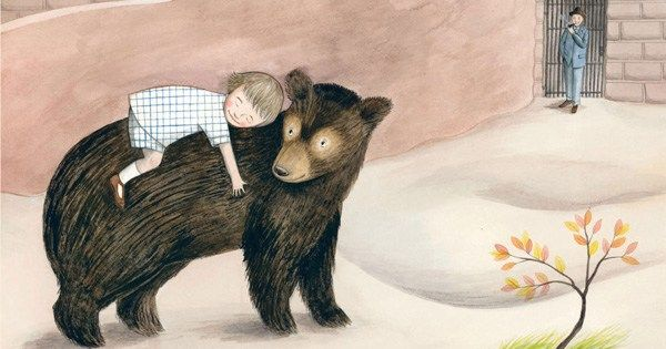 On A.A. Milne's birthday, the touching real-life story of the baby bear who inspired his Winnie-the-Pooh https://t.co/pQYaAHXw9S (illustrated by the one and only @SophieBlackall)