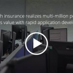 See how @Zurich Insurance realizes multi-million-pound business value with #lowcode development. https://t.co/xvGfALsYNG #insurance