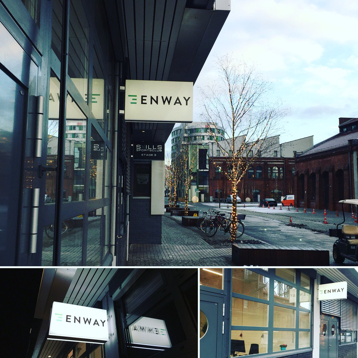 enway on twitter new year new office new job openings https t