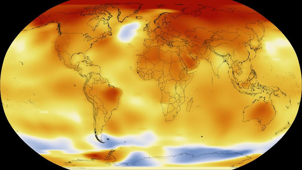 At 11am ET: #DYK that we, along with our partners at @NOAA, collect the world's temperature data & produce a record of Earth's surface temperatures, as well as changes in climate trends? Join us live at 11am ET for the 2017 annual data release: https://t.co/aO9SIsVHS9