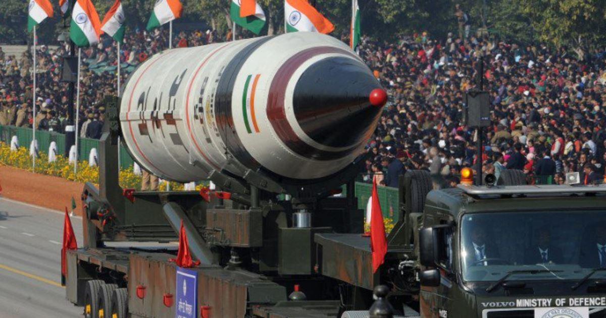 intercontinental ballistic missile india - 1100×619