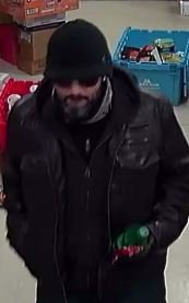 #WANTED for robbery of 7-11 on unit block of S Gerald Dr in #NewarkDE