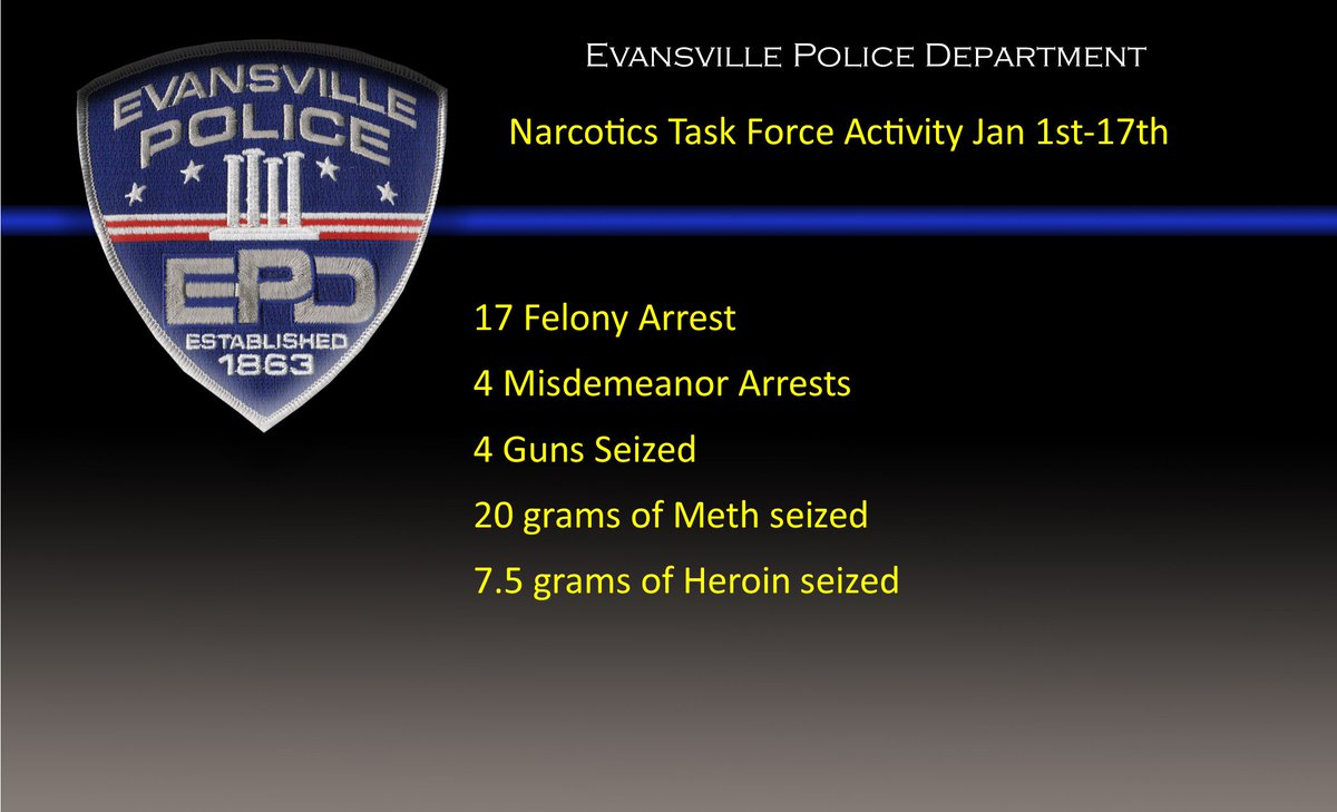 EvansvillePD photo