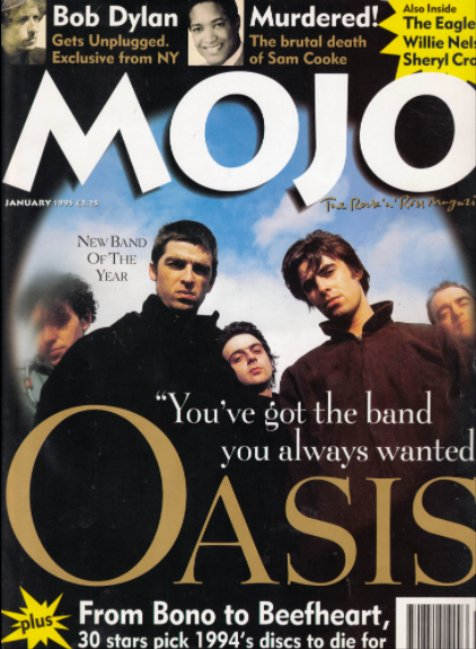 Youve got the band you always wanted #Throwback 23 years to @MOJOmagazine  s January 95 cover. #TBT #ThrowbackThursday
