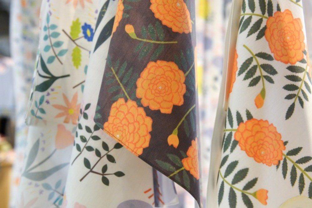 布の祭典「布博」東京・平和島で - テキスタイルや刺繍の作り手が集結&雑貨やアクセサリーも - https://t.co/AosmwRqCMa