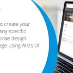 Atlas UI allows you to fully customize or replace the Atlas UI resource elements with your own company-specific set. Learn more:  https://t.co/ihmgou6OEy #UX #UI #AppDev