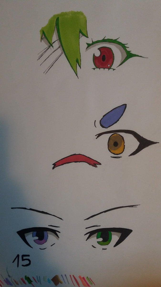 Teo Arts 432 On Twitter Jyugo Nico Y Rock Nanbaka Jyugo Nico 15 25 69 Anime Manga Draw Drwaing Ink Finecolour Eyes