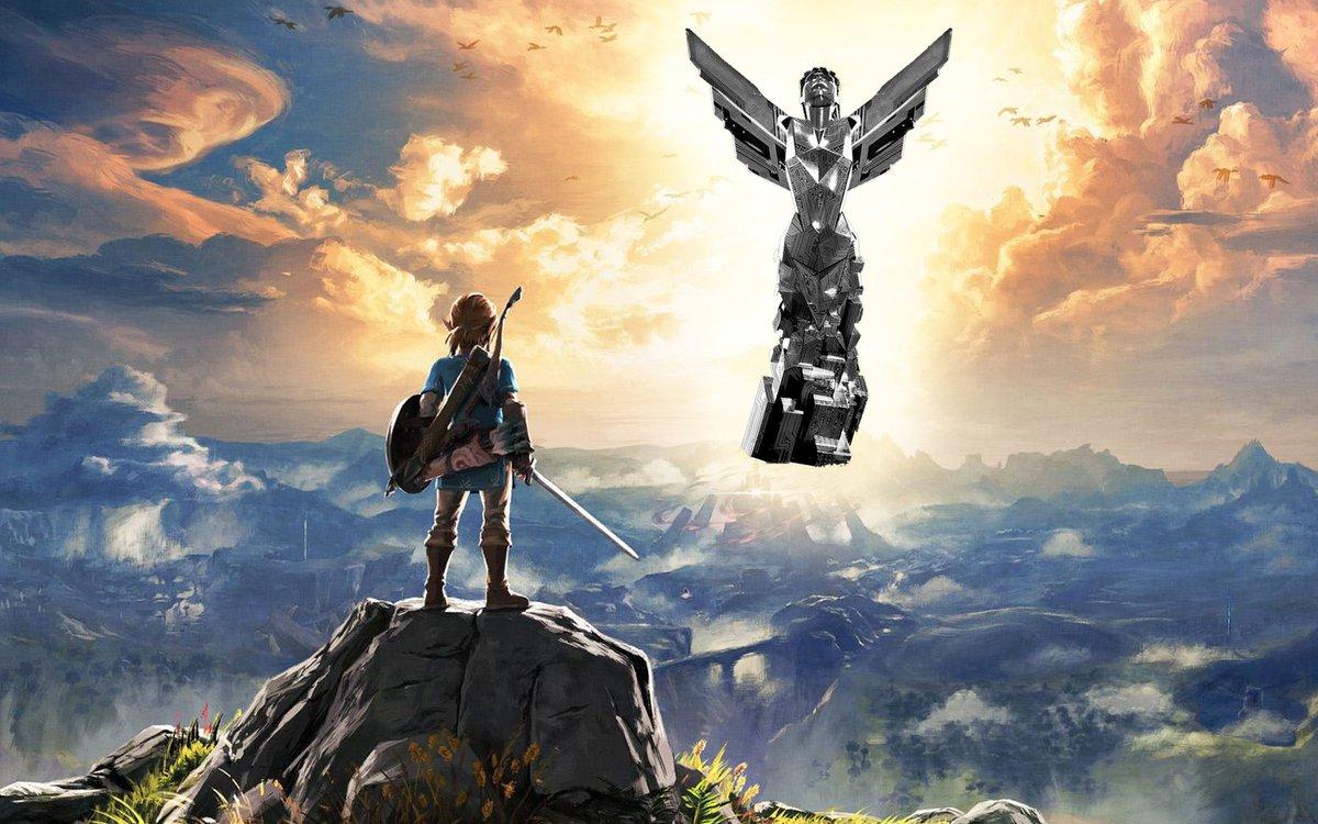 RT @NinWire: Legend of Zelda: #BreathOfTheWild has won 163 Game of the Year awards. https://t.co/N4zBYaLOCh https://t.co/24PbbCJVaU