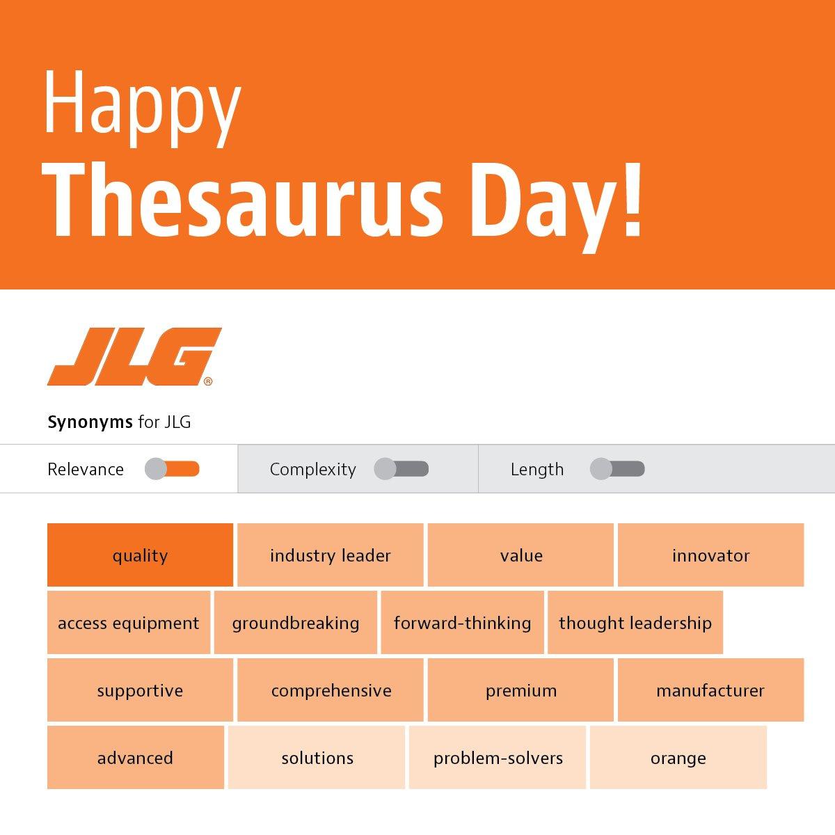 JLG Industries on Twitter: