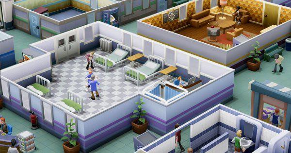 Bonne nouvelle pour les fans du jeu Theme Hospital, il revient! https://t.co/s1YDc5aEad
