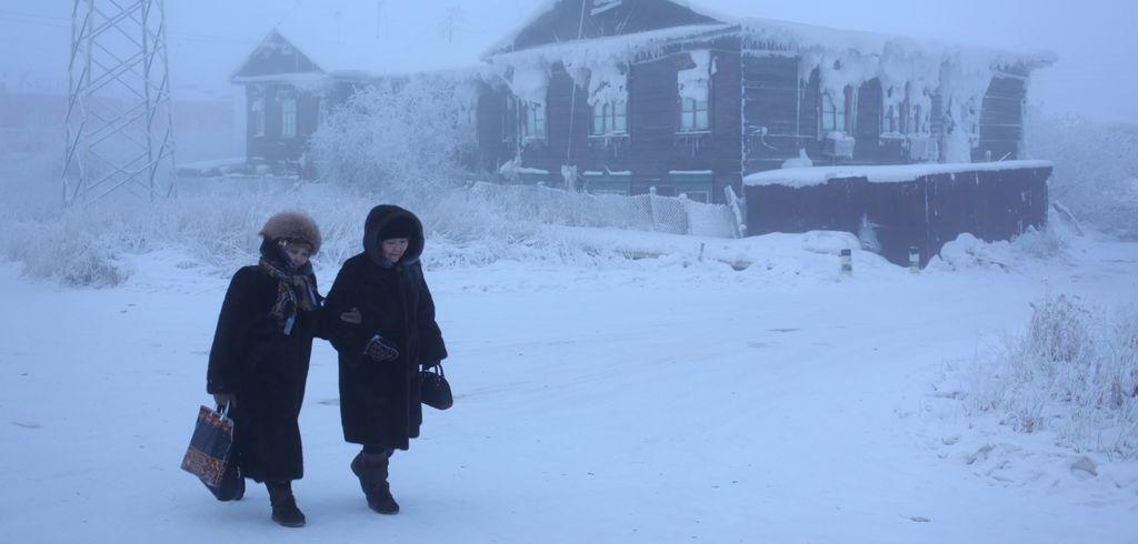 En #Sibérie, découvrez le village où il fait -62°C >>> https://t.co/5YOZB245uJ