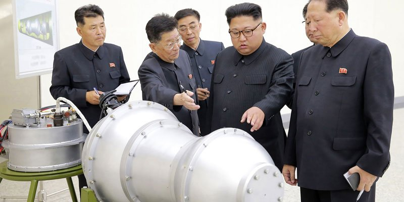 Can peaceful methods stem North Korea's nuclear missile programme? Expert analysts will debate the issue in New York on 15/02. Join the discussion: https://t.co/wZcI93EKHF