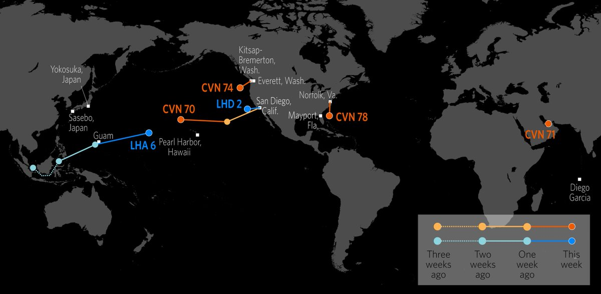 Stratfor on twitter the uss america amphibious ready group is find out more with stratfors naval update map httpowu4zo30hrsco picitter3n7uexfwrl gumiabroncs Choice Image