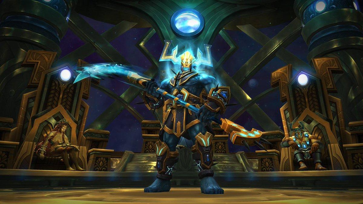 World of Warcraft: Конец эпохи демонов и...