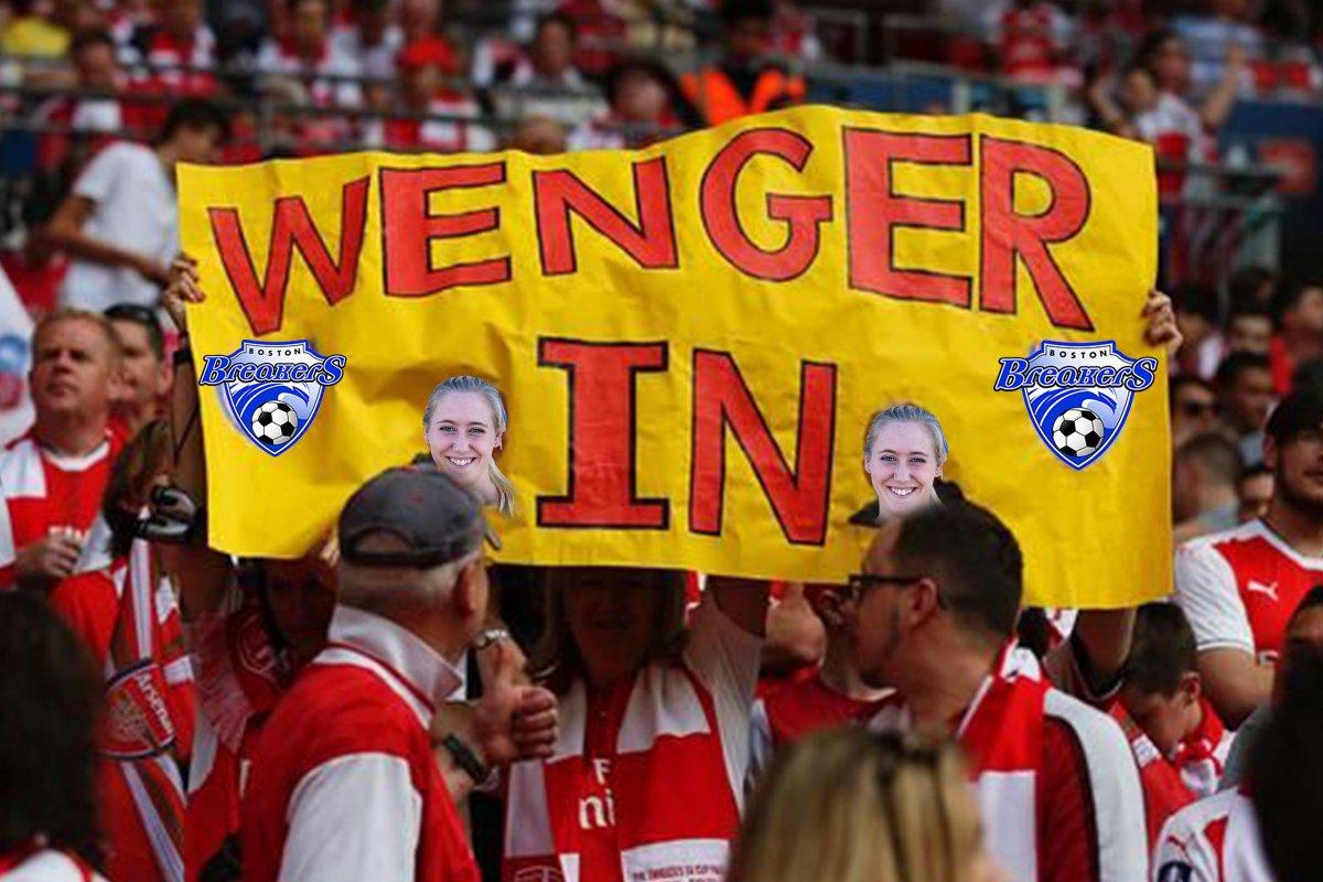 #WengerIn #4BOS https://t.co/3vqFssEdA7