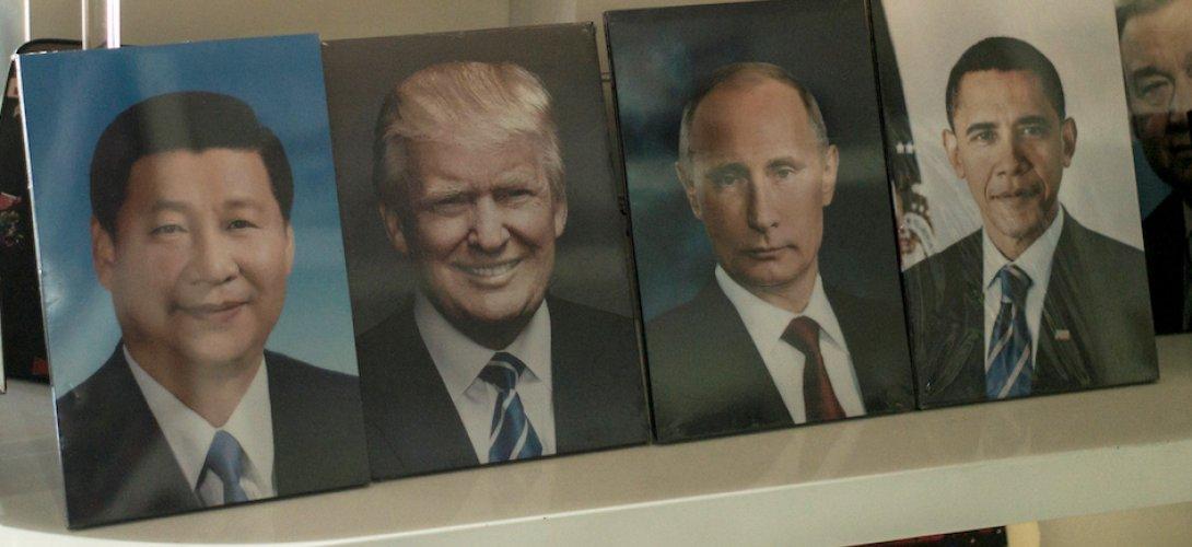 Donald Trump est encore moins populaire que Vladimir Poutine et Xi Jinping https://t.co/DHJVjdVgUx