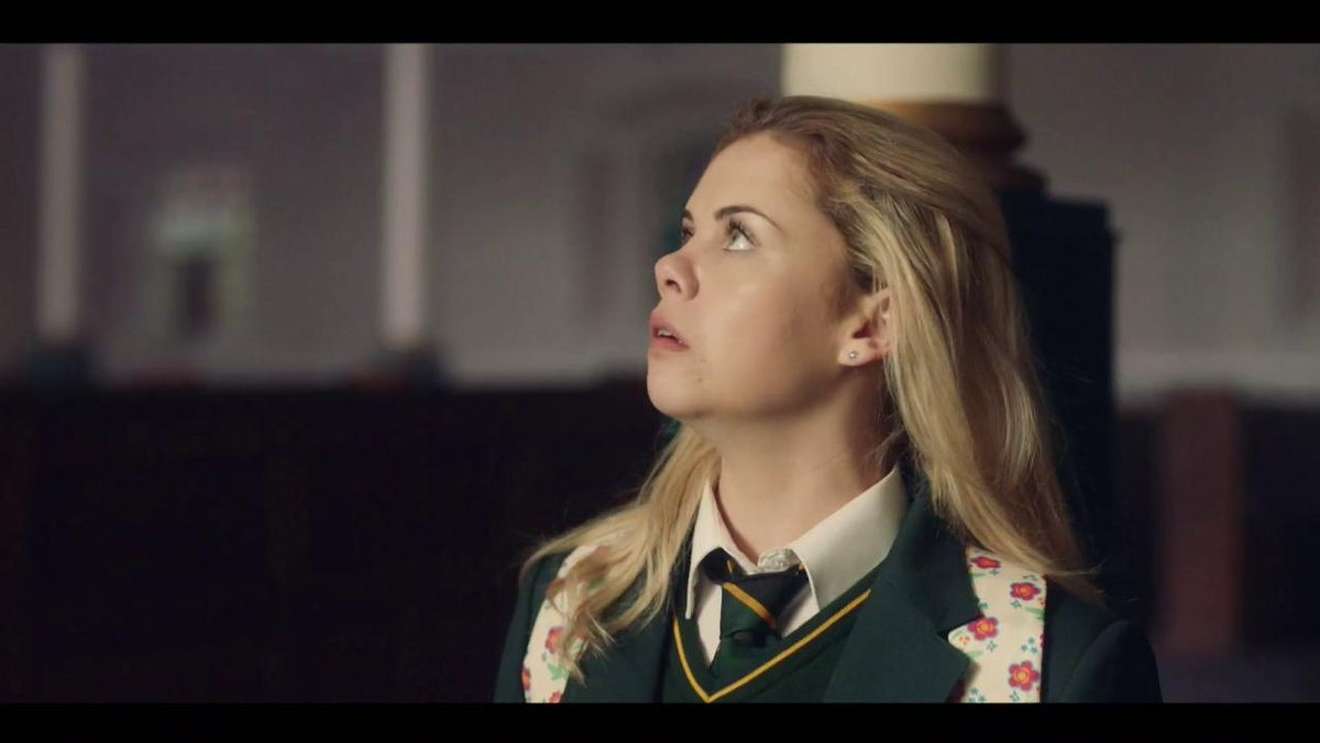 Not all those wearing dog collars should be allowed in church... #DerryGirls https://t.co/z6Xg6Vt0MK