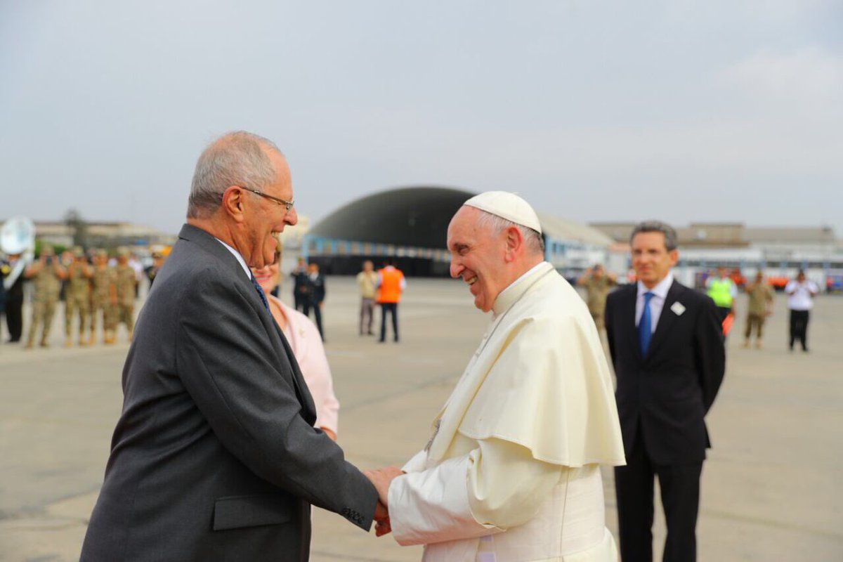 PedroPablo Kuczynski's photo on #FranciscoEnPeru