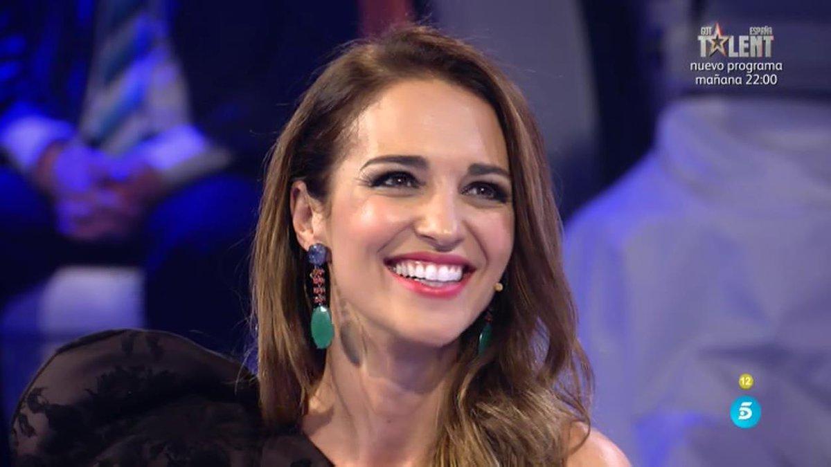 #VolverteAVer Paula Echevarría es nuestr...