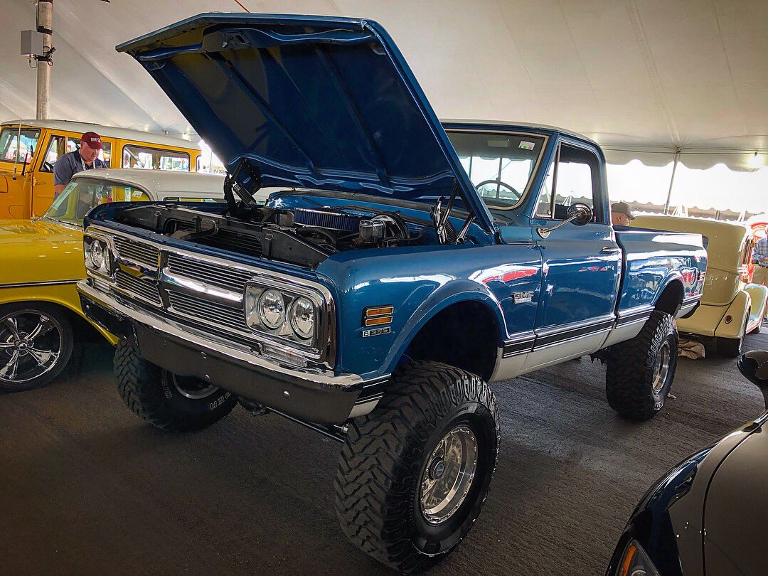 Cristy Lee On Twitter How About This 68 Gmc 4x4 Barrettjackson