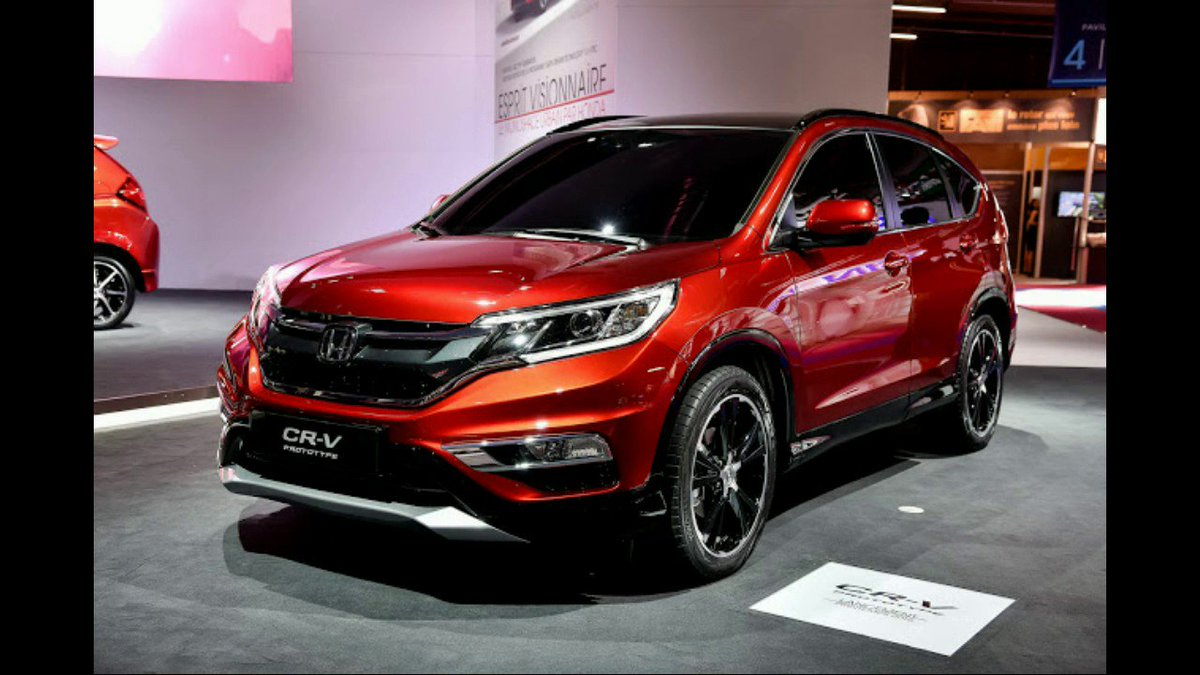 White Rock Honda On Twitter The New 2018 Honda Crv Is Lit Come By