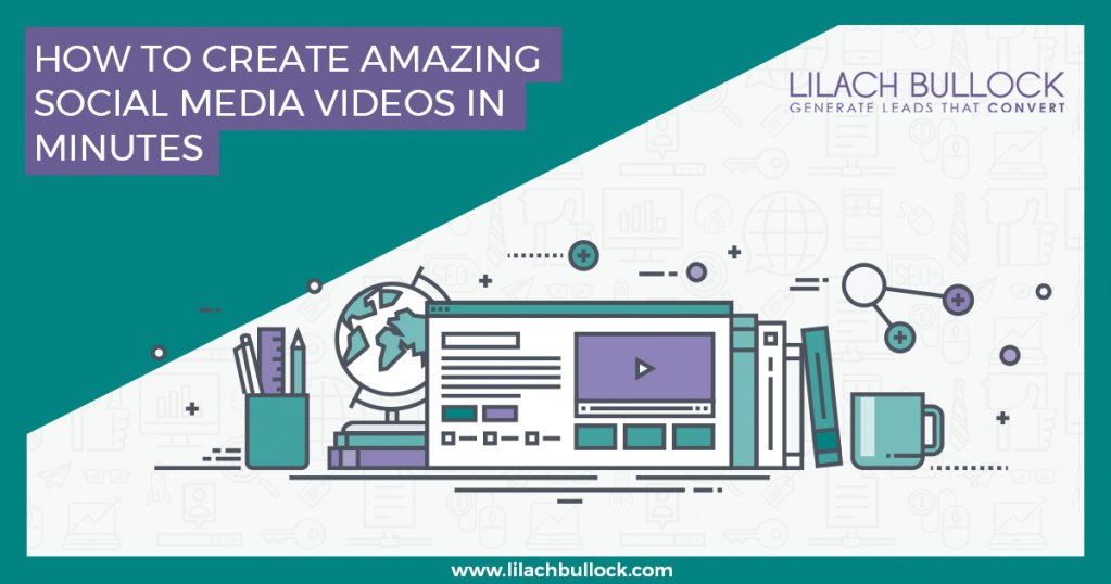 How to create amazing #socialmedia #videos in minutes https://t.co/1CbbzmGmcR via @lilachbullock https://t.co/4r8Zm5Lh2o
