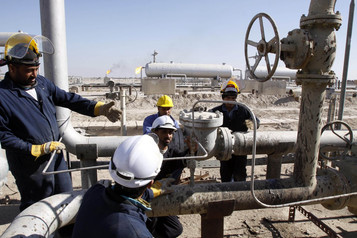 .@BP_plc, #Iraq sign agreement to expand #oil production in Kirkuk - source https://t.co/duEKyjiddG #MiddleEast