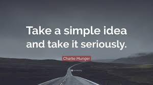 RT @SpendSaveInvest: Take simple ideas seriously.  #wisdom #quote #investing https://t.co/KkDyu94Ag7