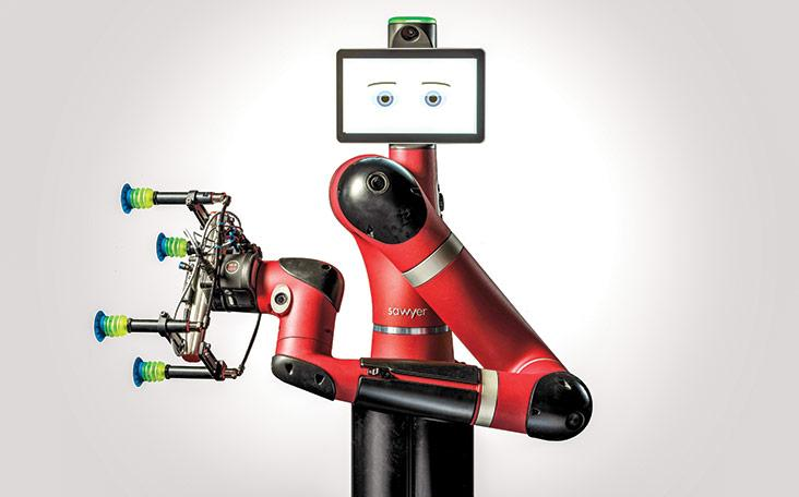 .@RethinkRobotics doesn't want to replace human laborers—it wants to give them the ultimate coworkers: https://t.co/HoOkMeShhM