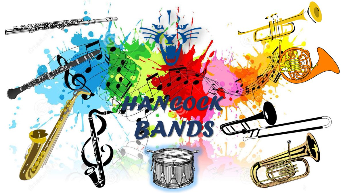 Hancock Band Website