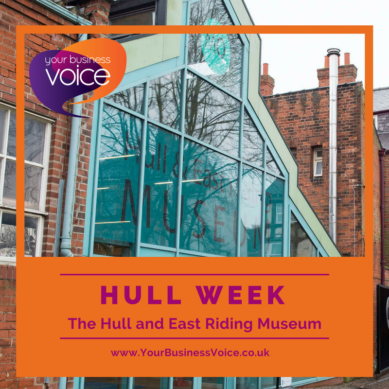 YBV HULL WEEK - The Hull &amp; East Riding Museum - Located in the city&#39;s Museum Quarter, this popular free attraction, brings 200 million years of history to life. From wooly mammoths to Saxon warriors, it&#39;s fun for all! #Hull #HullHour #YorkshireBiz @VHEY_UK @Hull_Museums<br>http://pic.twitter.com/2D9MEbxB59