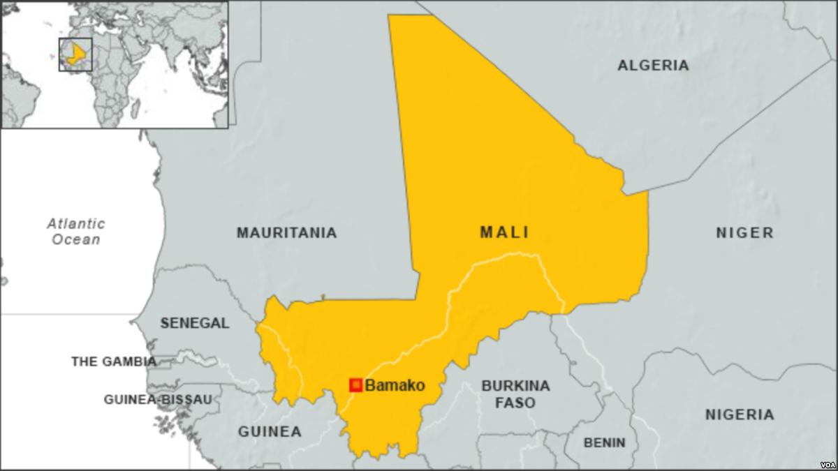 Death of Mali President's Receptionist Sparks Domestic Violence Talk https://t.co/bg55Mtn066