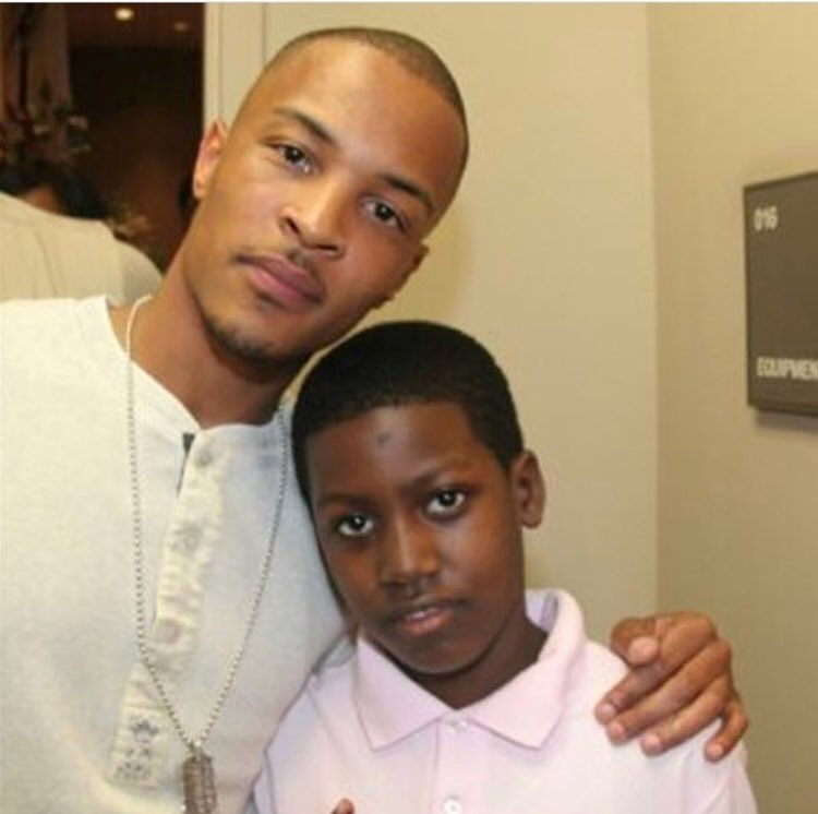 T.I. and Lil Yachty #ThrowbackThursday  <br>http://pic.twitter.com/p0fZ0hkQmB