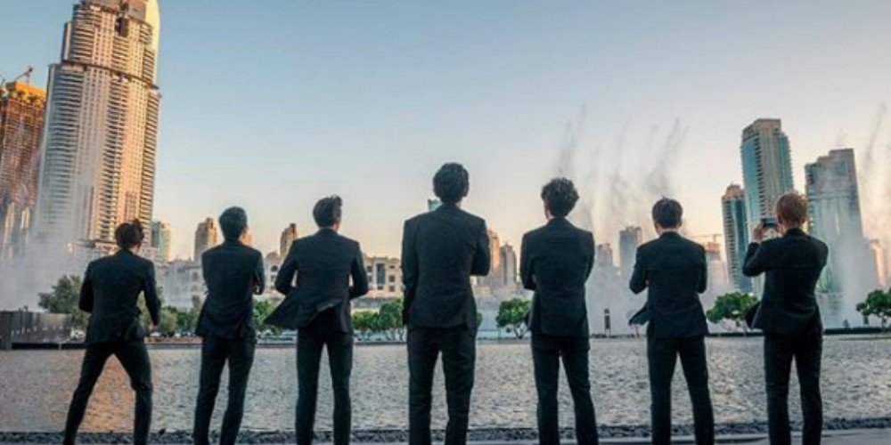 #EXO share blissful moments from their trip to Dubai https://t.co/FN6P2sZwXS