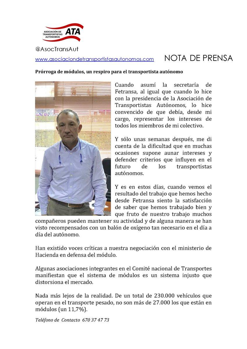 Transportenews Twitterissä No Dejes De Leer El Artículo