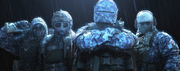 Rainbow Six Siege On Twitter When It Rains It Pours Pick Up The