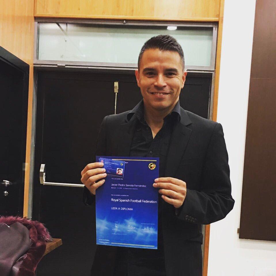 UEFA A un pasito mas para el UEFA pro!!!