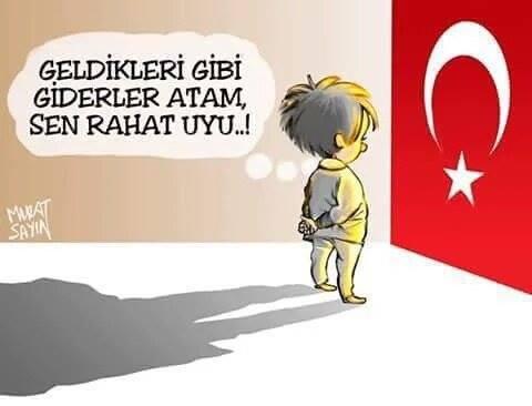 #VatanBizeEmanet PEKİ SEN.?..!! ATAnlamı...